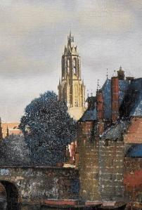 Vue de Delft. La Nouvelle Église
