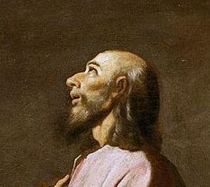 Zurbaran. Autoportrait presumé (v 1650)